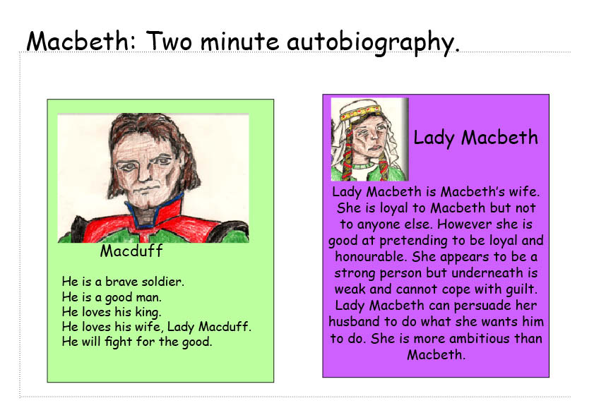banquo essays How to revise characters you need to revise • macbeth • lady macbeth •  banquo • the witches  the play and explain these ideas in your essay.