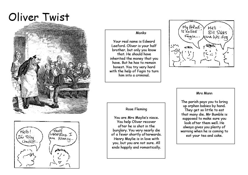oliver twist short essay Charles dickens - oliver twist this essay charles dickens - oliver twist and other 63,000+ term papers, college essay examples and free essays are available now on.