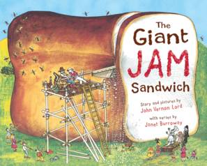 giant jam sandwich coloring pages - photo#11
